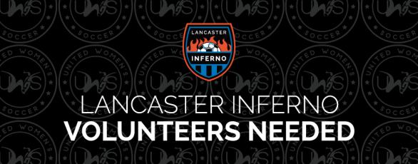 volunteer inferno rush women's soccer team lancaster pa