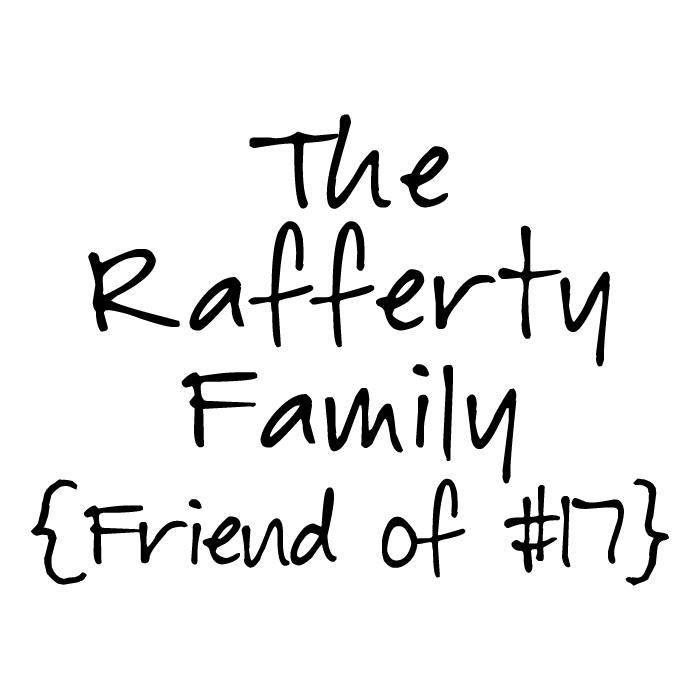 Rafferty Family Lancaster Inferno Sponsor