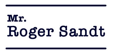 Mr. Roger Sandt Lancaster Inferno Sponsor