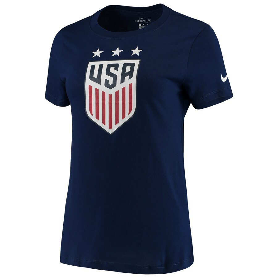 win free contest Women's world cup 2019 women's team usa t- shirt nike
