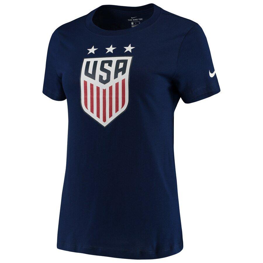 win free contest Women's world cup 2019 women's team usa t- shirt nike