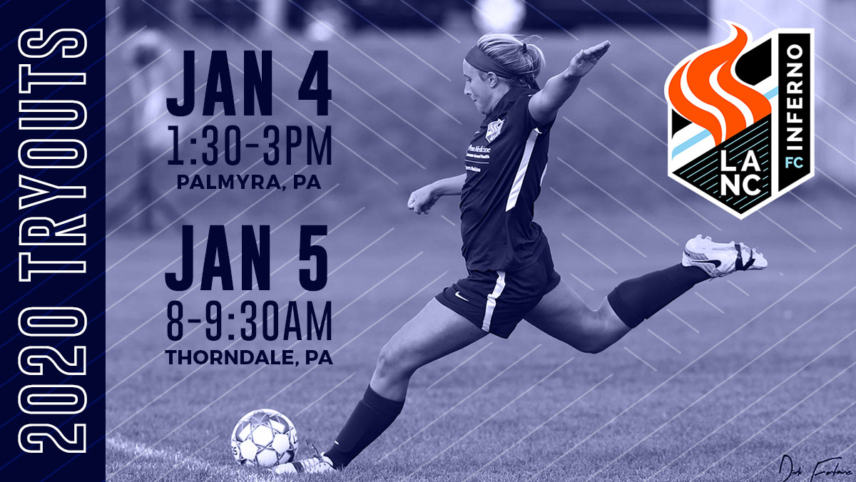 Tryout For The Team at 2020 Open Tryouts