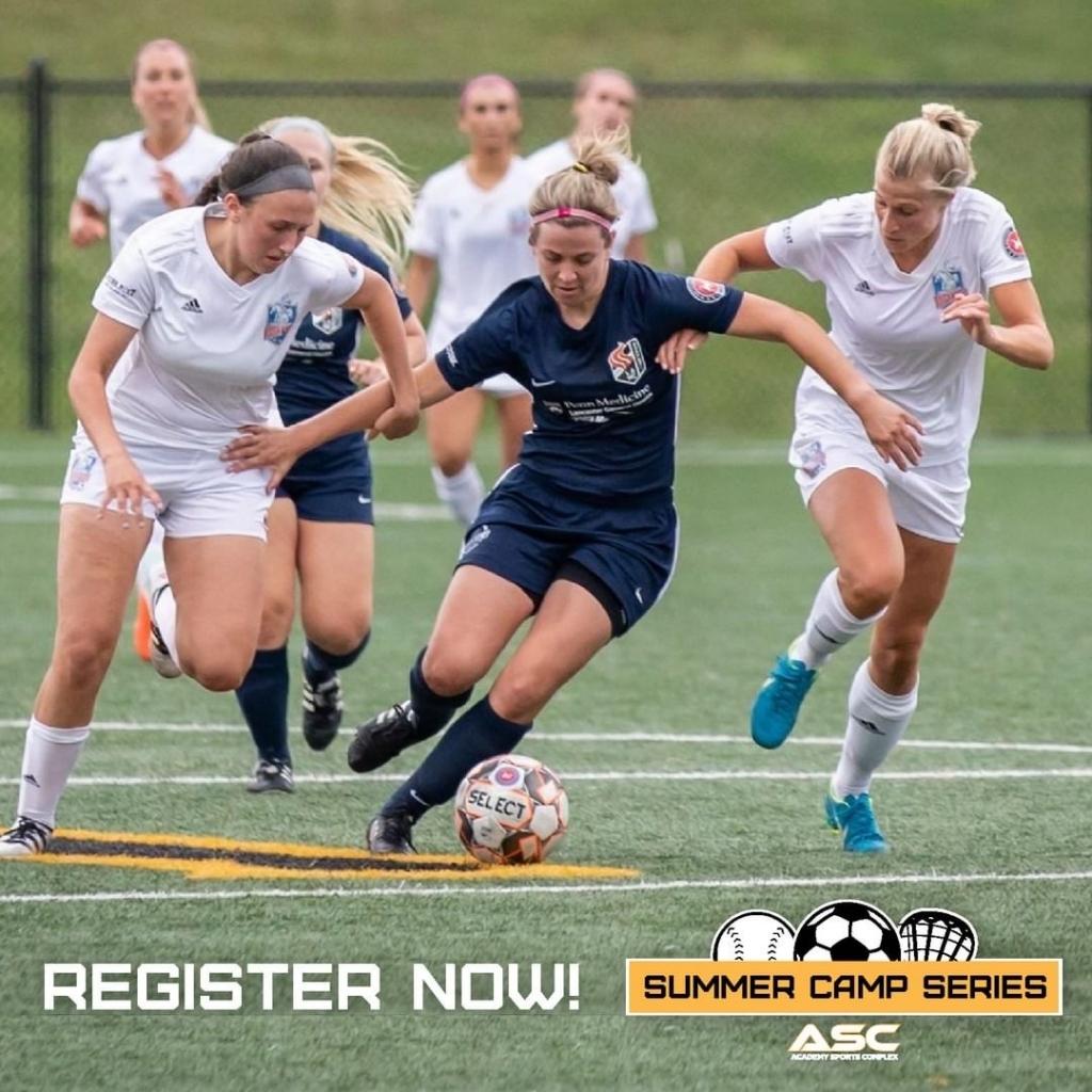 united women's soccer uw lancaster inferno lanc pennsylvania womens soccer asc academy sports complex teresa rook rynier camp youth clinic