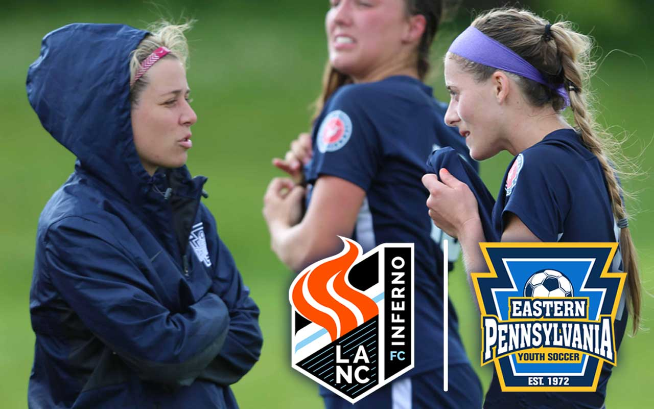Lancaster Inferno & EPYSA to Host All-Female Coaching Education Course