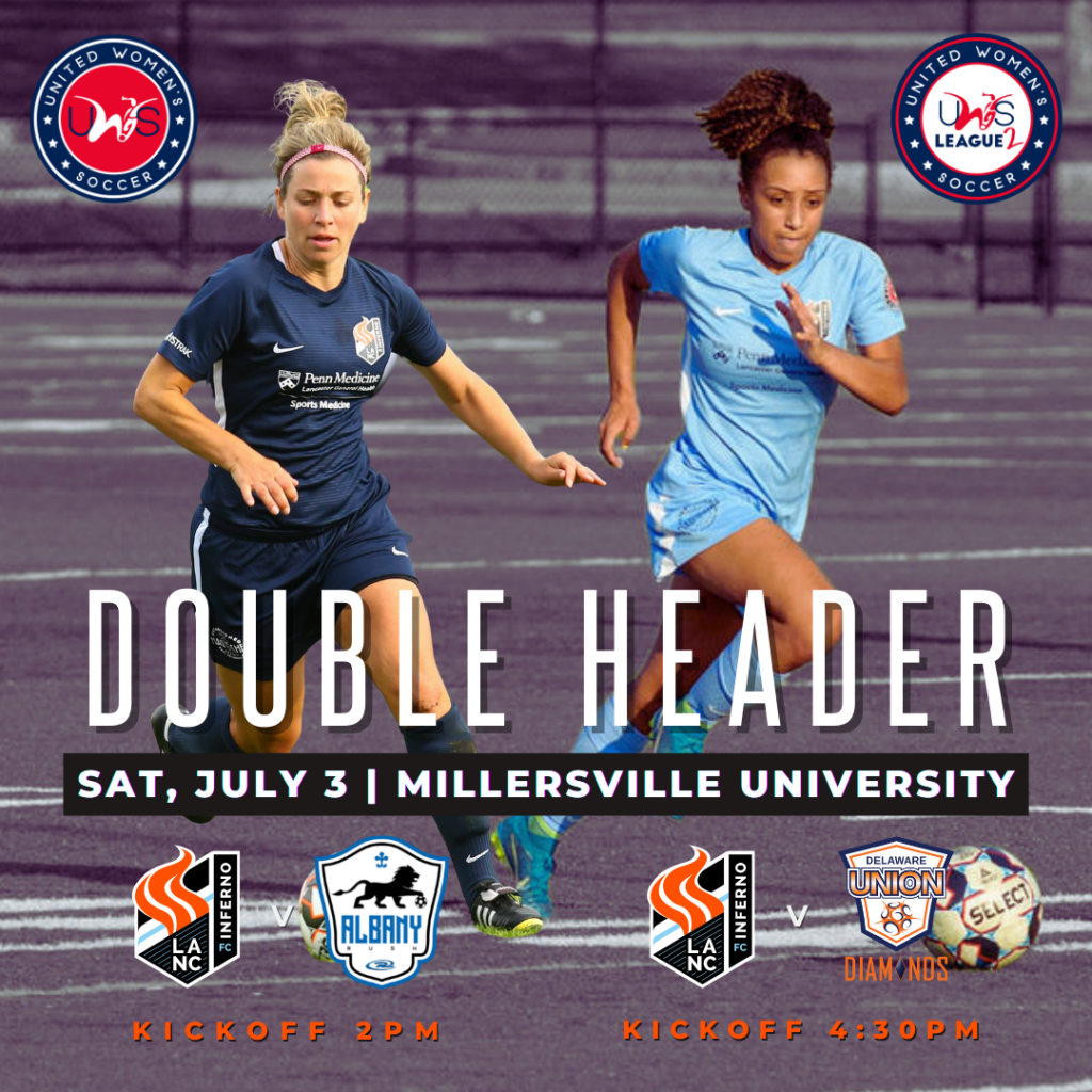 July Double Header